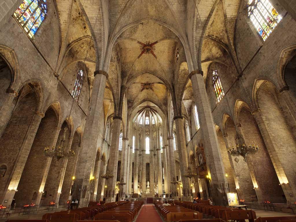 St. Maria del Mar & St. Maria del Pi